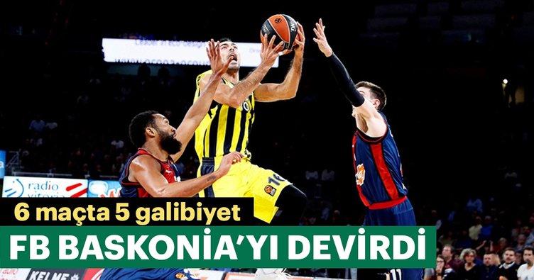 Fenerbahçe İspanya'dan galibiyetle dönüyor