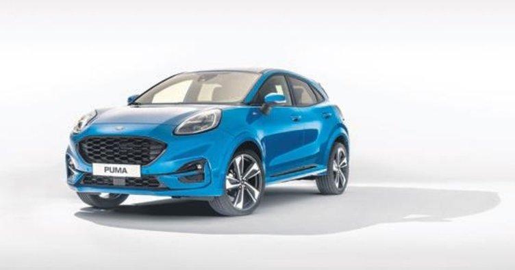 Ford'un SUV ailesi Puma ile genişliyor