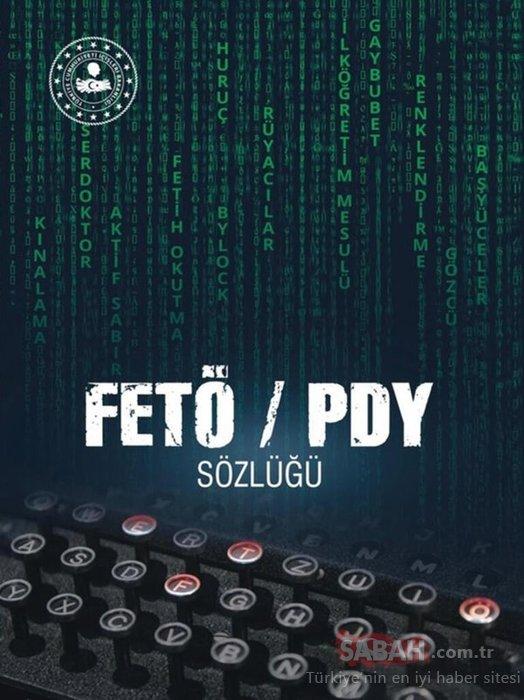 İşte FETÖ/PDY sözlüğü! Aralarında böyle anlaşıyorlarmış