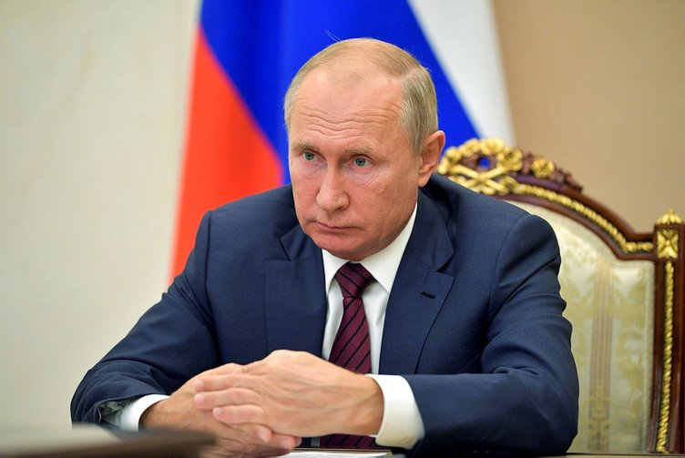 Son dakika haberi: İngiliz medyasından şok iddia | Putin Ocak ayında görevi bırakacak!