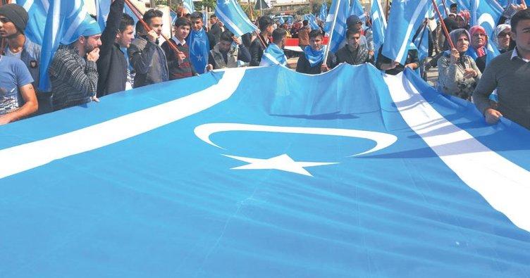 نتيجة بحث الصور عن turkmen bayraği ırak