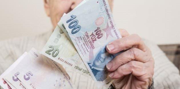 Emeklilerin zam hesabı tamam