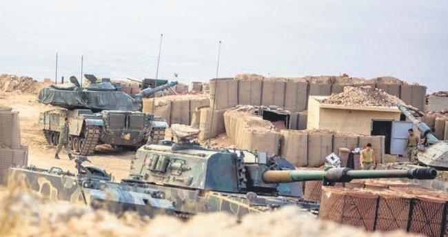 İşte Musul yolundaki Türk tankları