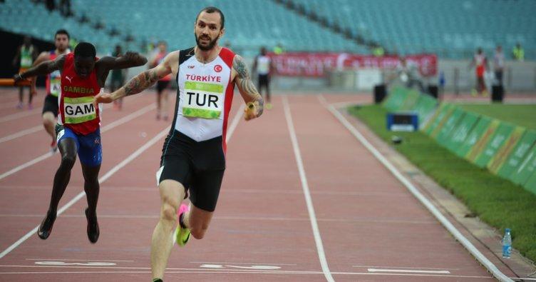 Ramil Guliyev Türk spor tarihine geçti!