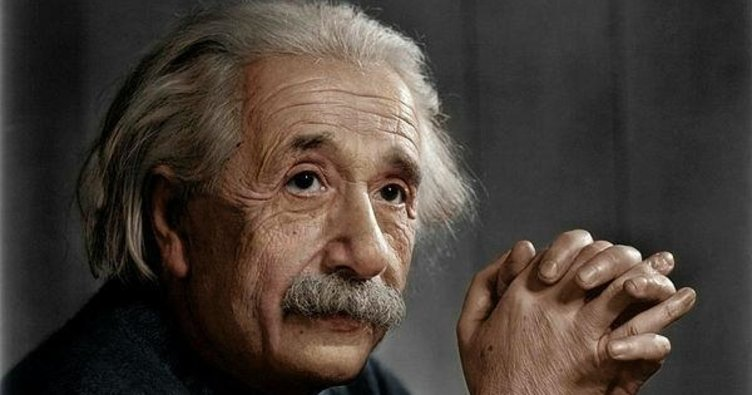 Bambaşka kıtalar bambaşka bir Einstein
