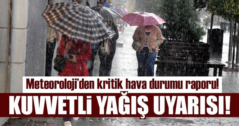 Kritik hava durumu bilgisi! Meteoroloji İstanbul'a kar için tarih verdi!