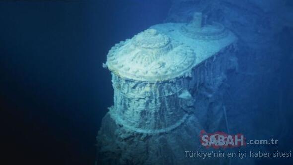 Okyanusun altında şaşırtan görüntü! Dalgıçlar şoka uğradı…