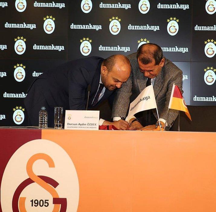 Galatasaray'da bir skandal daha