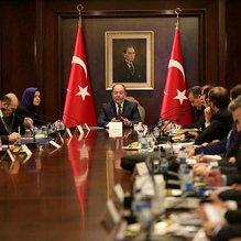 Erdoğan seferberliği açıklayacak