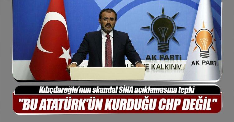 AK Parti'den MYK sonrası açıklama
