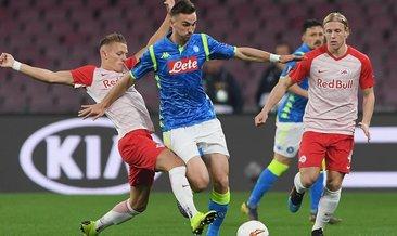 Napoli Salzburg maçı hangi kanalda? Şampiyonlar Ligi Napoli Salzburg maçı saat kaçta, ne zaman?