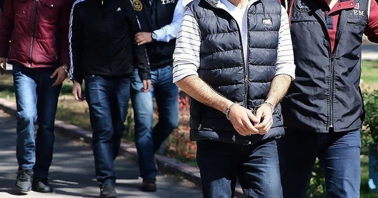 İzmir merkezli 21 ilde operasyon: Çok sayıda gözaltı kararı!