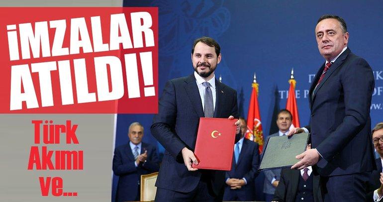 Türk ve Sırp bakanlar arasında işbirliği müzakereleri