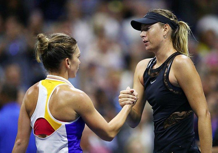 Sharapova hüngür hüngür ağladı!