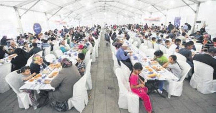 Büyükşehir Belediyesi her gün 12 bin kişiye iftar verecek