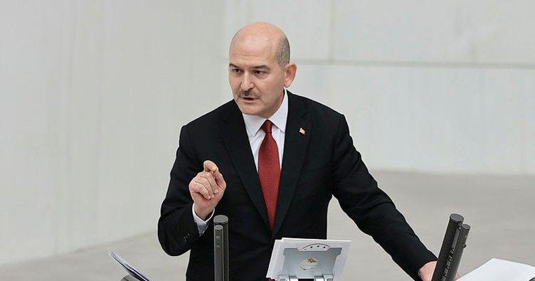 Bakan Soylu'dan terör örgütüne destek veren HDP'lilere sert mesaj!