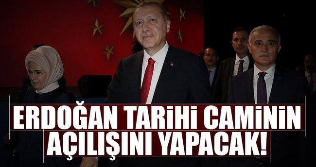 Erdoğan Belarus'ta cami açılışına katılacak