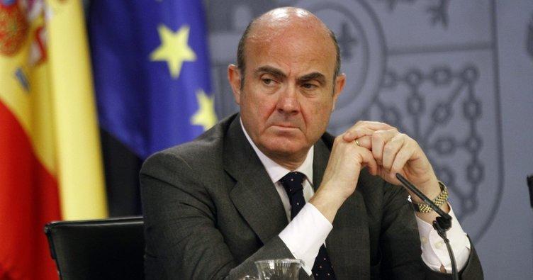 ECB Başkan Yardımcısı Luis de Guindos: Teşviklerin uzun süre devam etmesi ekonomiyi zombileştirir