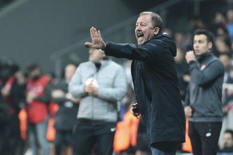 Beşiktaş taraftarına müjde! Sergen Yalçın onay verdi