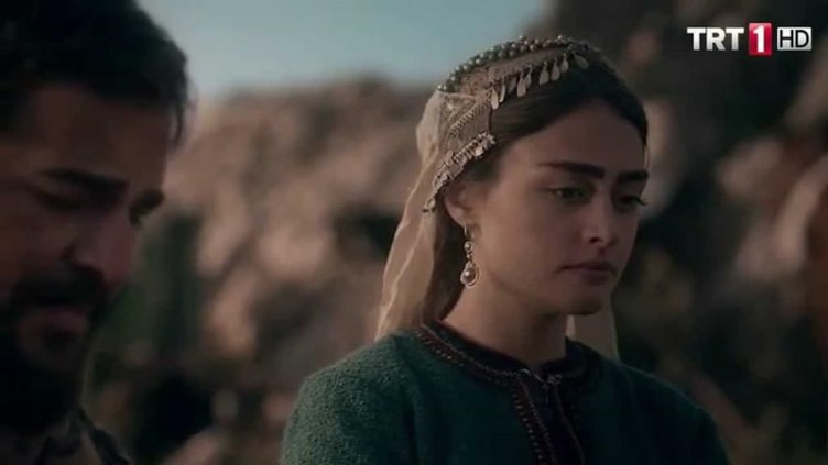 Diriliş Ertuğrul'un Halime'si bakın kiminle evleniyor?