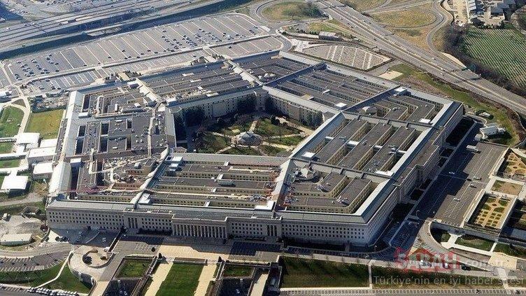 Pentagon'dan flaş 'uzaylı' itirafı! Yıllar boyunca UFO'lar üzerinde...