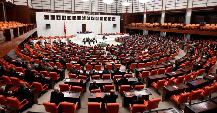 İlk uyum paketi Meclis'te