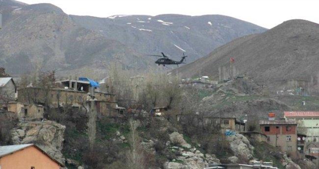 12 PKK'lı terörist öldürüldü