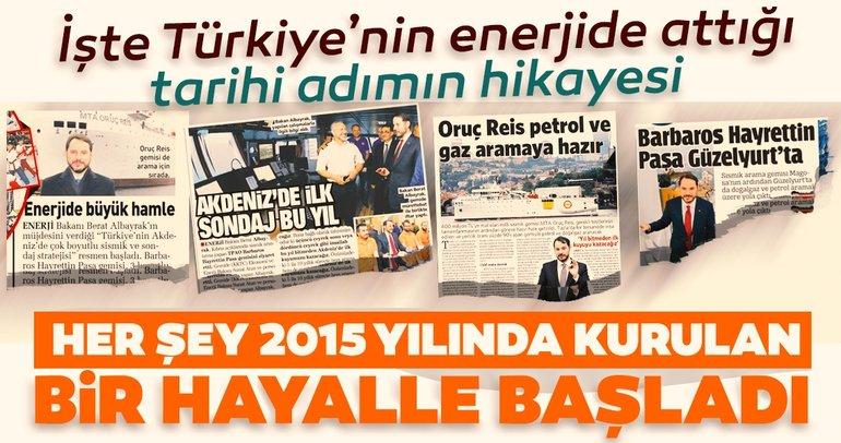İşte Türkiye'nin enerjide attığı tarihi adımın hikayesi! Her şey 2015 yılında kurulan bir hayalle başladı