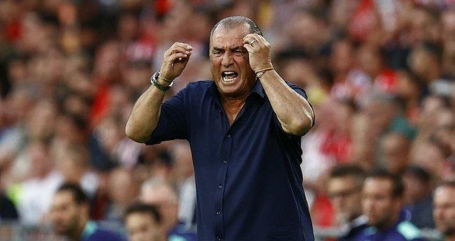 Son dakika: Fatih Terim'den PSV maçı sonu itiraf gibi sözler! Ne Falcao ne de Mostafa Mohamed...