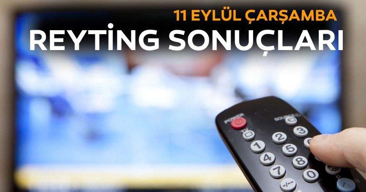 Reyting sonuçları açıklandı! 11 Eylül reyting sonuçları Sen Anlat Karadeniz, Afili Aşk birinci kim oldu?