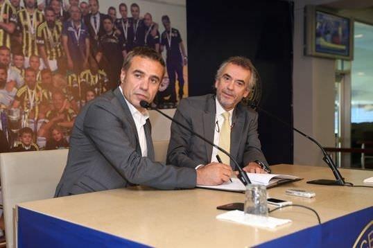 Ersun Yanal, 2 yıl daha Fenerbahçe'de