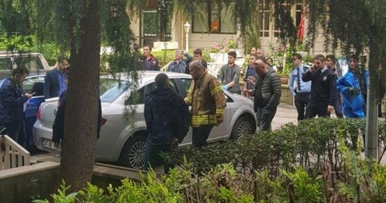 İstanbul Kadıköy'de korkunç olay! Siyanürle intihar etti...