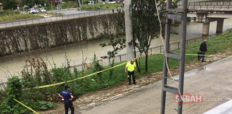 Trabzon'da otomobile silahlı saldırı: 1 ölü