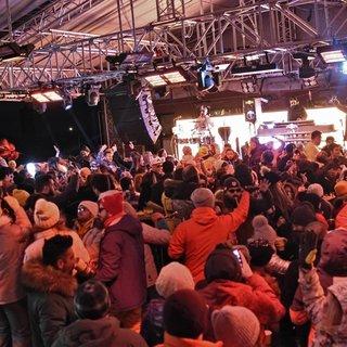 Uludağ'da festival ateşi harlandı
