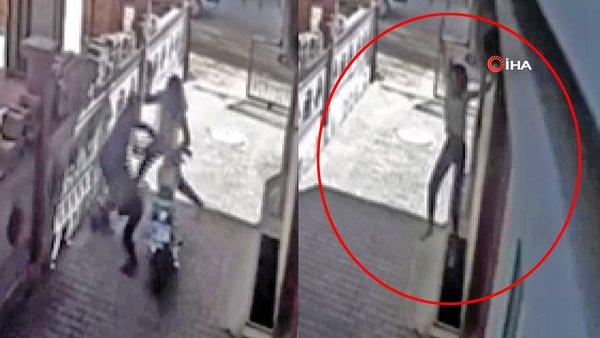 Son dakika haberi... Antalya'da hırsızlara pencereden atlayarak saldıran genç kız sosyal medyada olay oldu   Video