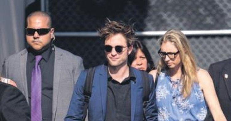 Pattinson coşkusu