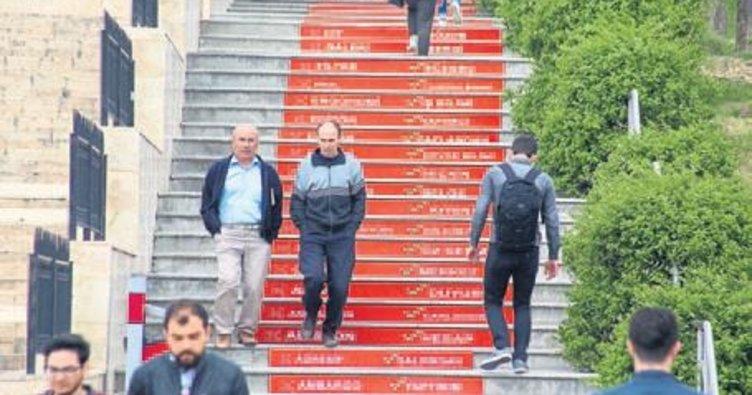 Adım adım Türkçe'ye yürüyüş