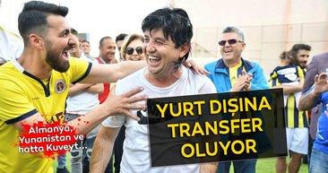 Son dakika transfer haberleri! Suat Kaya´ya yurt dışından teklif yağıyor!