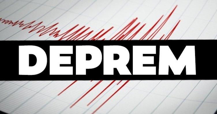 Son dakika haberi: Manisa'da 5.1 şiddetinde deprem oldu! İzmir ve İstanbul'da da deprem hissedildi...