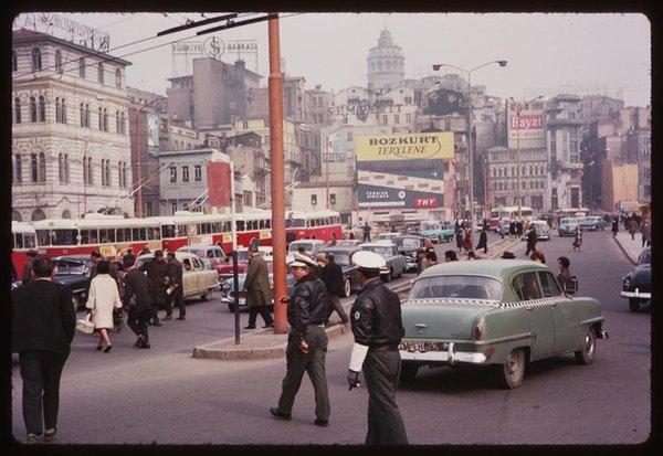 Çoğunu ilk kez göreceğiniz eski İstanbul fotoğrafları