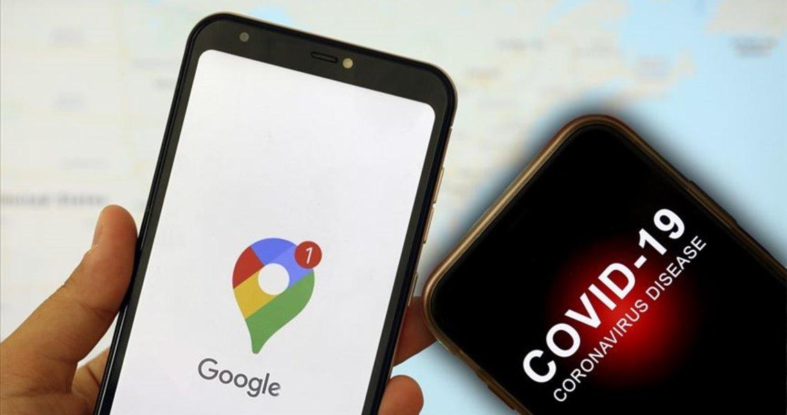 Google, Kovid-19 ile mücadeleye destek için konum verilerini açıklayacak -  Haberler - Teknokulis