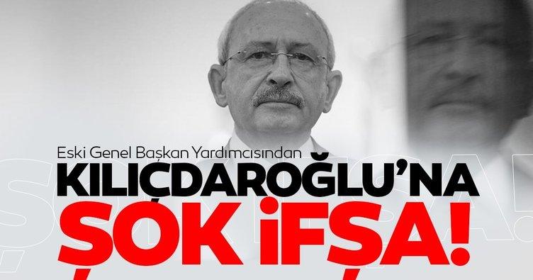 Eski CHP'li isimden çok çarpıcı ifadeler: Kılıçdaroğlu 2013'te ABD'de FETÖ'nün üst düzey yöneticileri ile görüştü