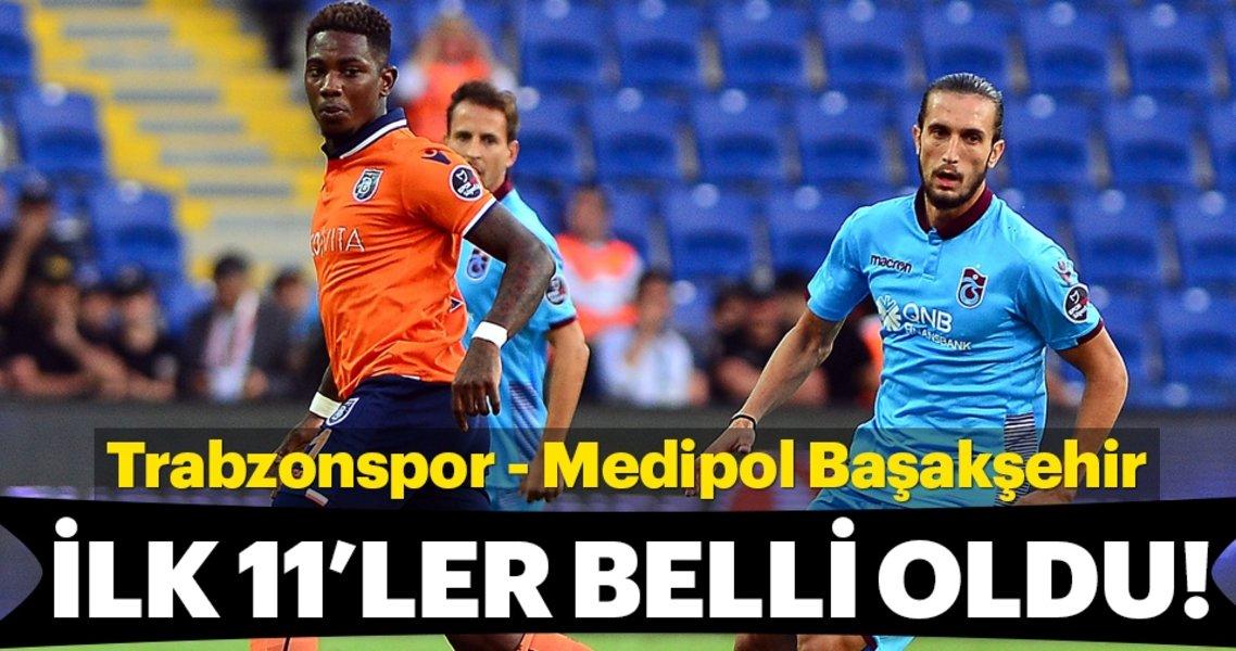 CANLI   Trabzonspor - Medipol Başakşehir