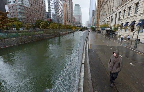 New York hayalet şehre döndü