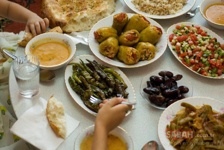 Ramazan'da oruç tutarken açlık hissetmek istemiyorsanız bu besini mutlaka tüketin!