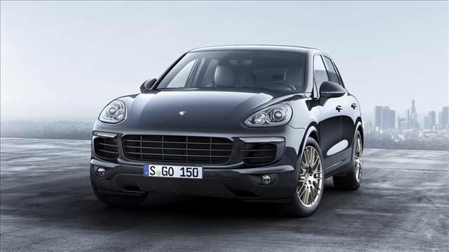 Porsche Cayenne platinum edition tanıtıldı