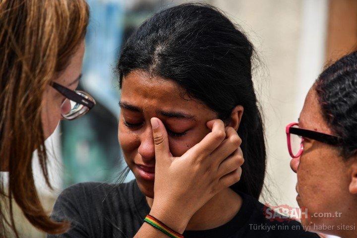 Her yerde ölüler var! Okul katliamı dünyayı şoke etti!
