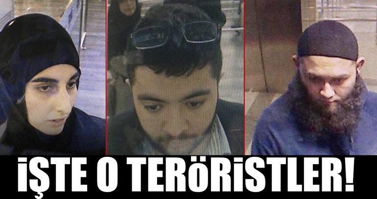 Son dakika haberi: İşte Bayrampaşa'da yakalanan DEAŞ'li teröristler