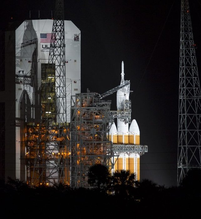 NASA'dan tarihi ateşleme