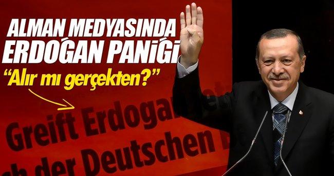 Alman medyasında 'Erdoğan Bankamızı alacak' paniği
